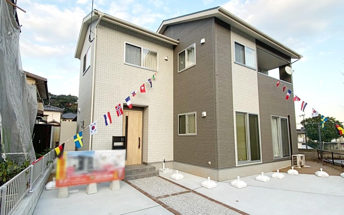 08|北九州市 小倉南区 上貫|建物面積:102.05㎡ |4LDK
